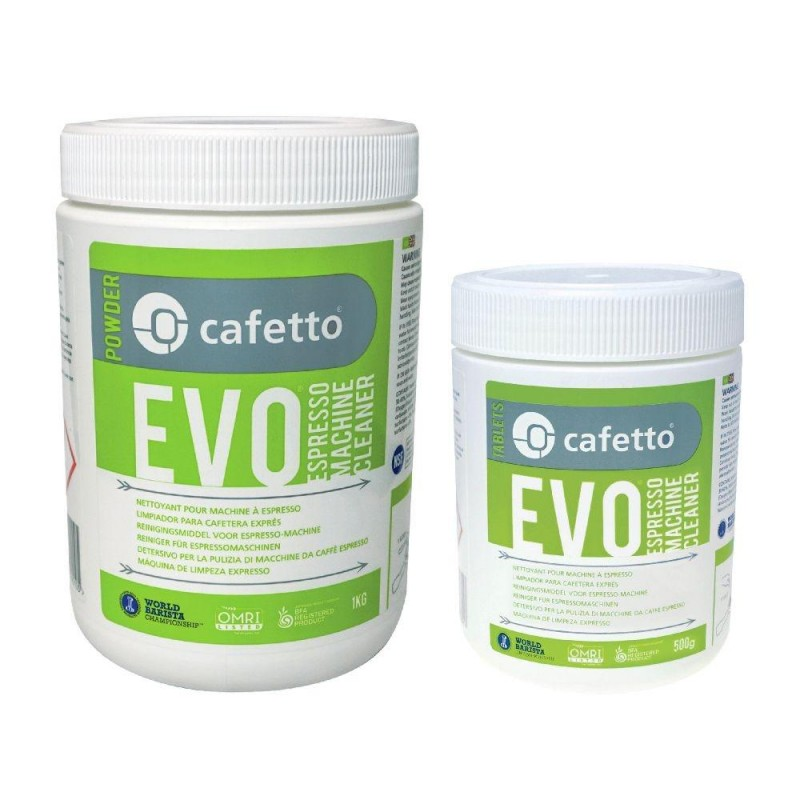Cafetto Organic Evo Espresso Clean Powder