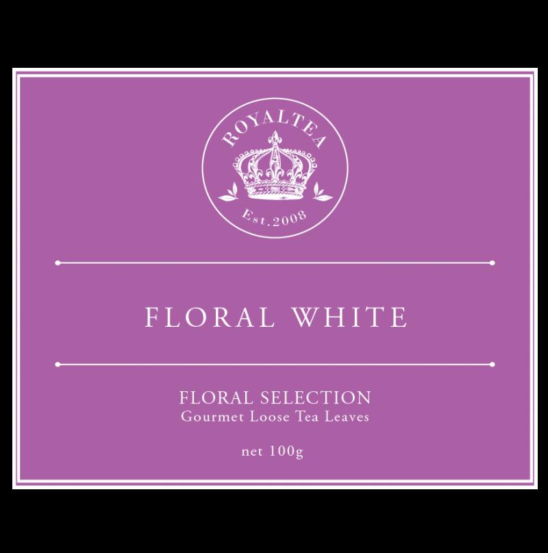 TCS Floral White Tea