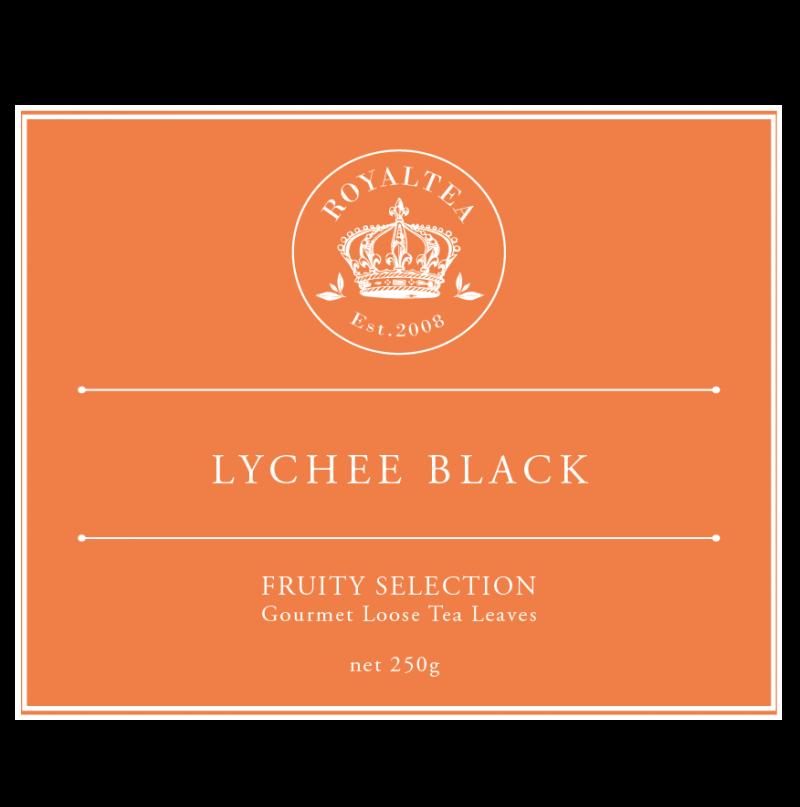 TCS Lychee Black Tea