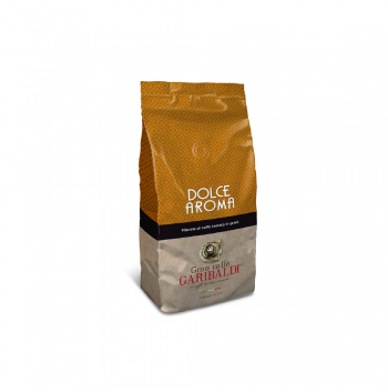 Gran Caffe Garibaldi Dolce Aroma Blend Gourmet Coffee Bean, 1Kg