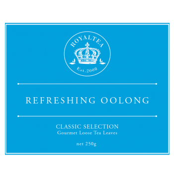TCS Refreshing Oolong Tea