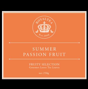 TCS Summer Passion Fruit Tea