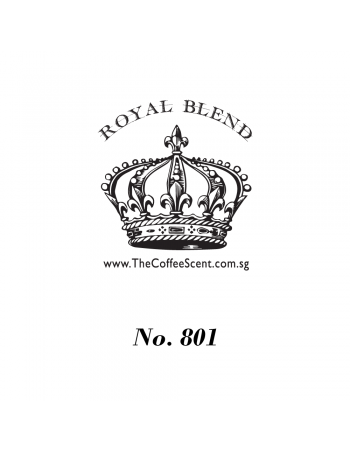 TCS Royal 801 Gourmet Coffee Bean (500G)