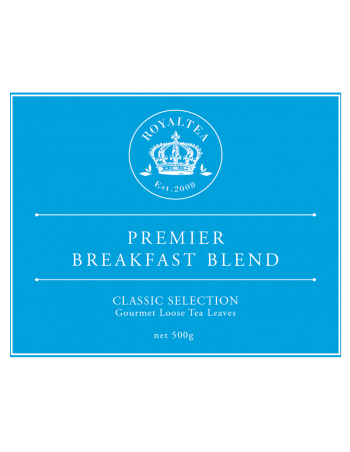 TCS Breakfast Blend Premier Tea