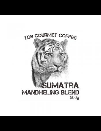 TCS Sumatra Mandheling Gourmet Coffee Bean (500G)