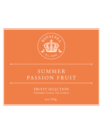 TCS Summer Passion Fruit Tea