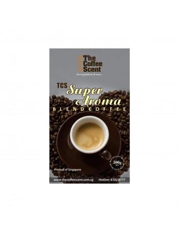 TCS Super Aroma Gourmet Coffee Bean (500G)