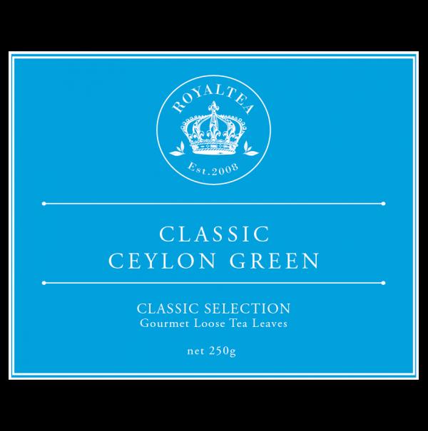 TCS Classic Ceylon Green Tea