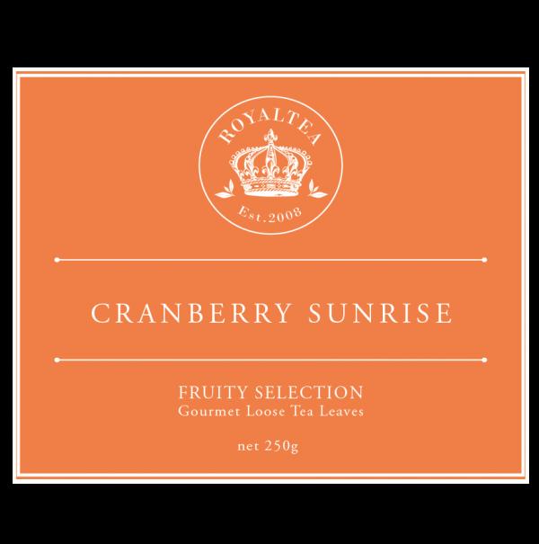 TCS Cranberry Sunrise