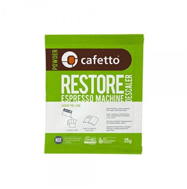 Cafetto Organic Restore Descaler