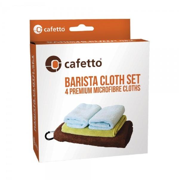 Cafetto Barista Cloth Set