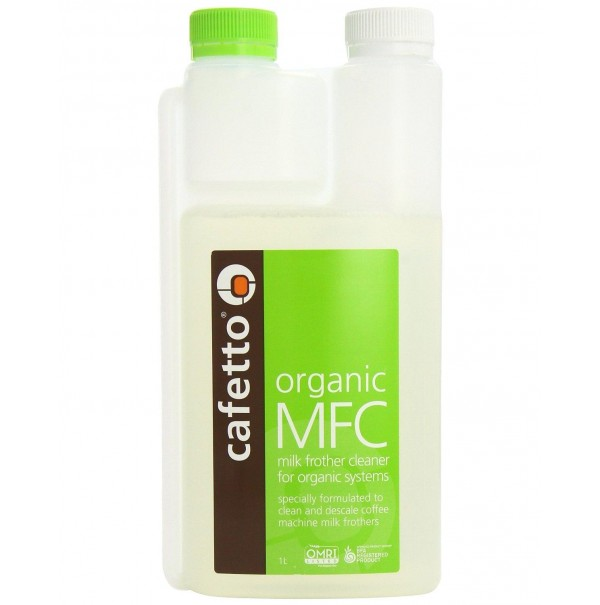Cafetto Organic Milk Frother Cleaner 1L