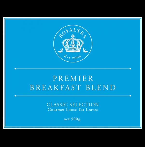 TCS Breakfast Blend Premier Tea