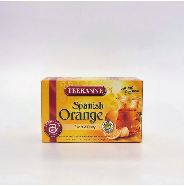 Teekanne Spanish Orange